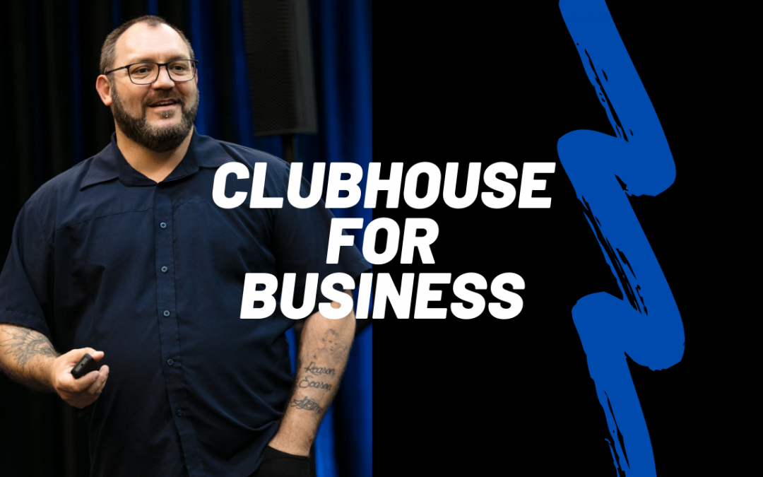 How can I use Clubhouse for my Australian business?