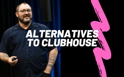 Can't get Clubhouse? What else is out there?