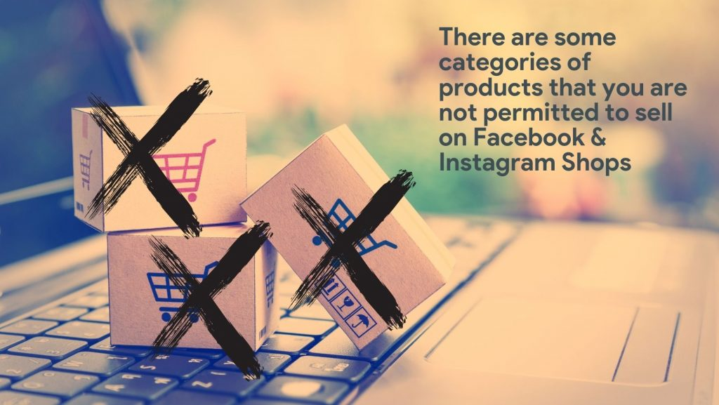 Image of ecommerce boxes with rejection crosses on them.