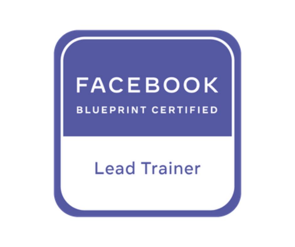 Certified Facebook Trainer