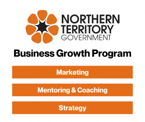 Approved provider to the NT Government Business Growth Program