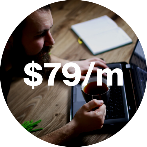 $79 per month nbn