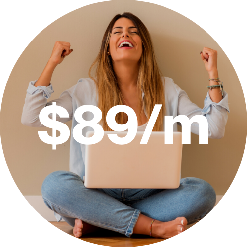 $89 per month nbn